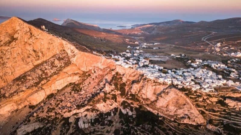 folegandros 3 day itinerary featured