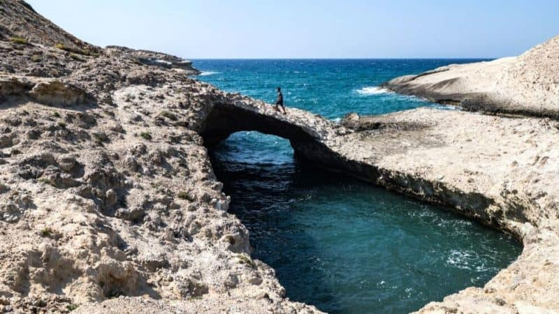 milos 3 day itinerary featured in papafagras greece