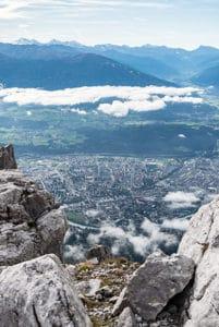 innsbruck nordkette highlight in austria