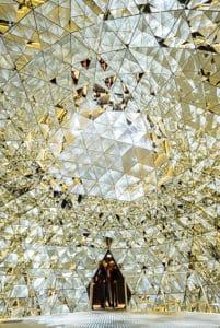 innsbruck swarovski crystal worlds highlight