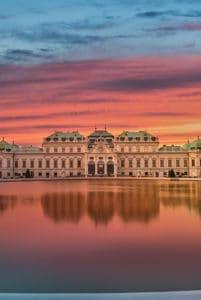 vienna belvedere palace highlight