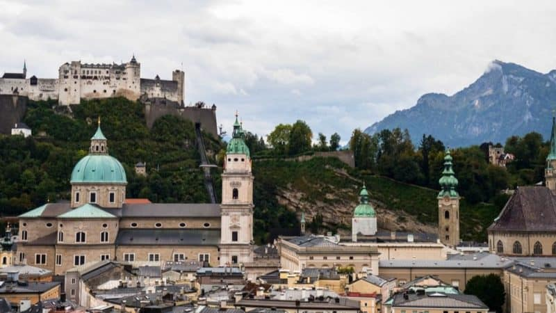austria 7 day itinerary featured vienna salzburg innsbruck
