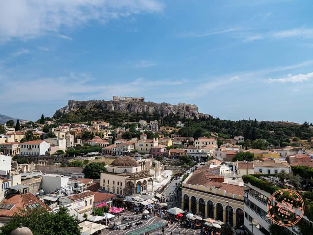 how to spend 2 days in athens greece itinerary