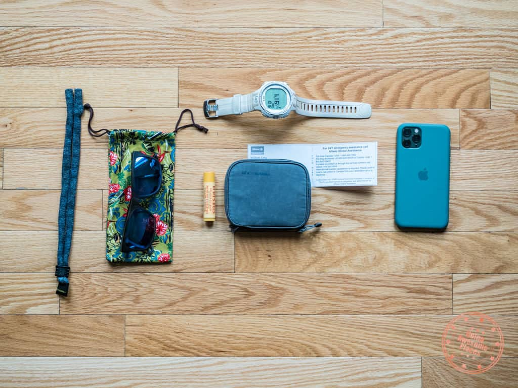 what's in my pocket for what to pack for egypt