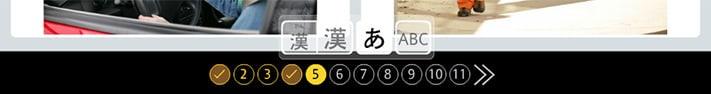 rosetta stone japanese language modes