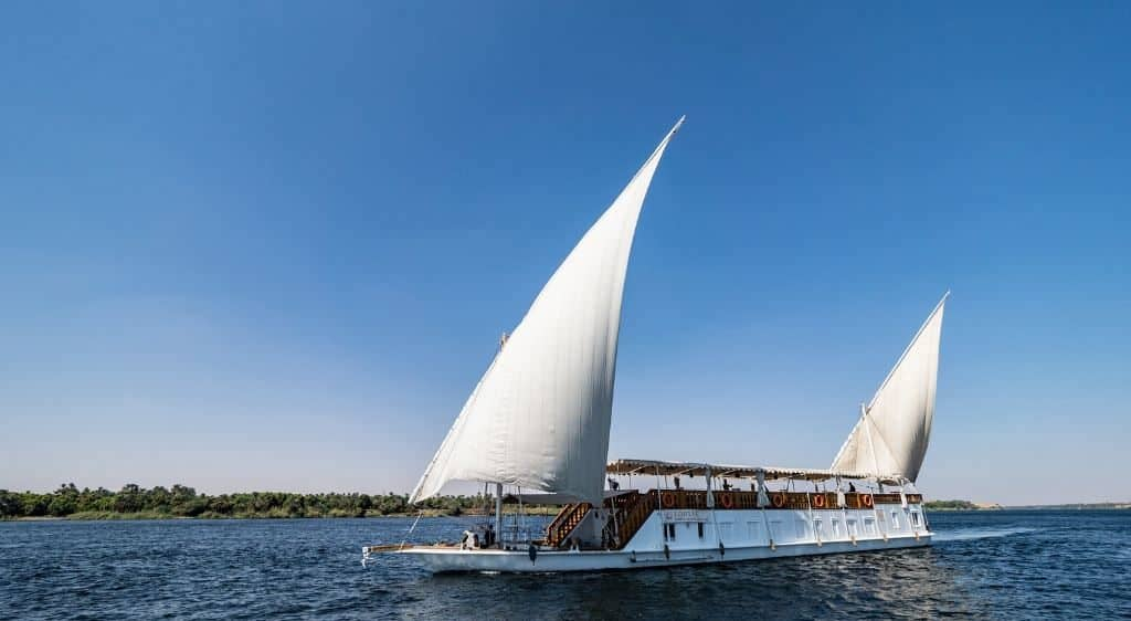egypt 10 day itinerary nile cruise