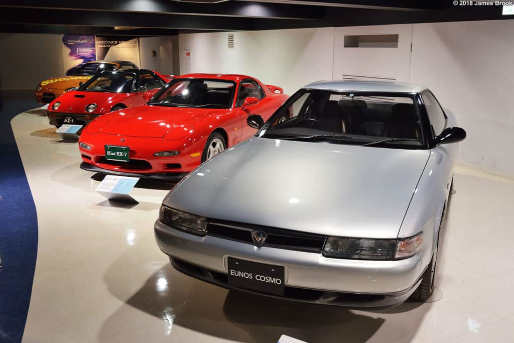 mazda museum is a must see museum in hiroshima japan