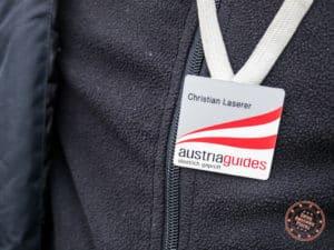 austria guides id tag