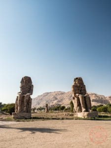 colossi of memnon luxor west bank things to do