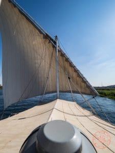 sailing on the nile aboard your egypt nile cruise