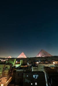 the great pyramids of giza egypt trip highlights