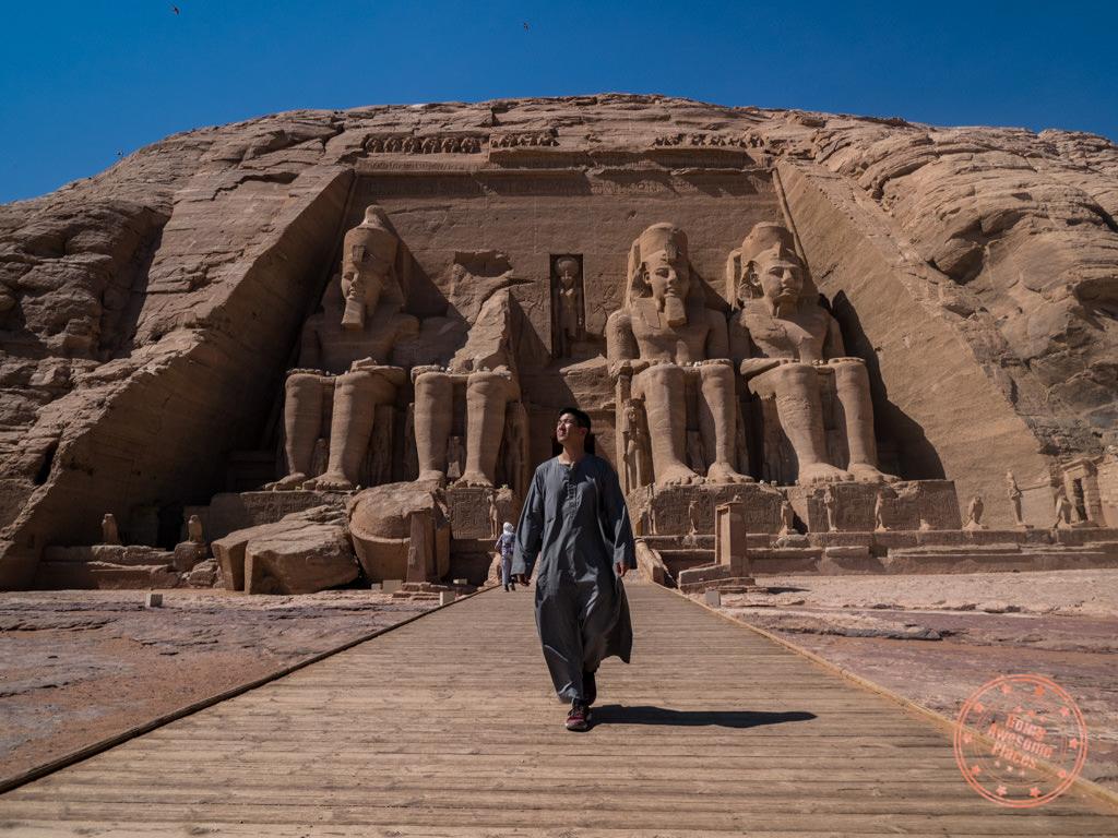 galabeya model abu simbel things to do in egypt