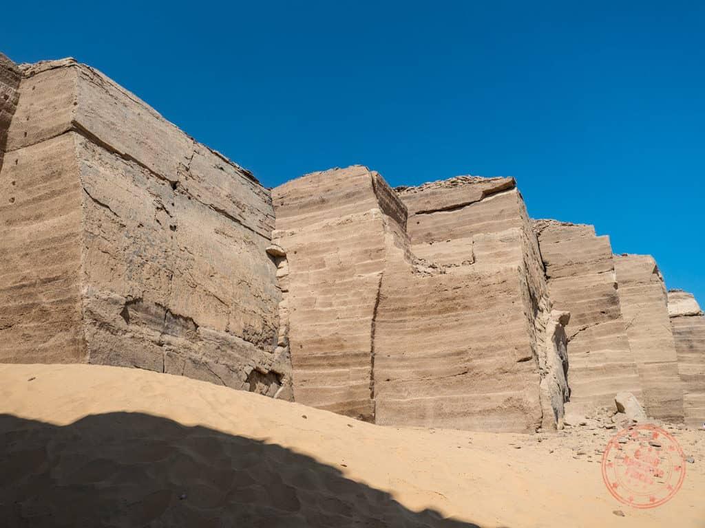 gebel el silsila sandstone quarry