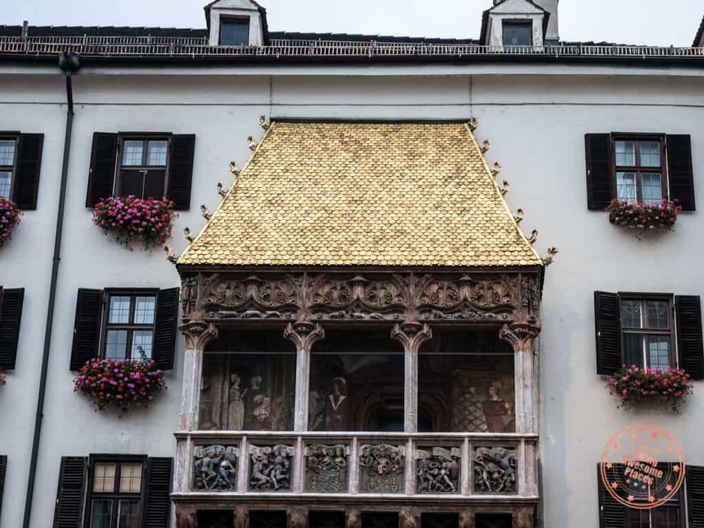 golden roof innsbruck austria
