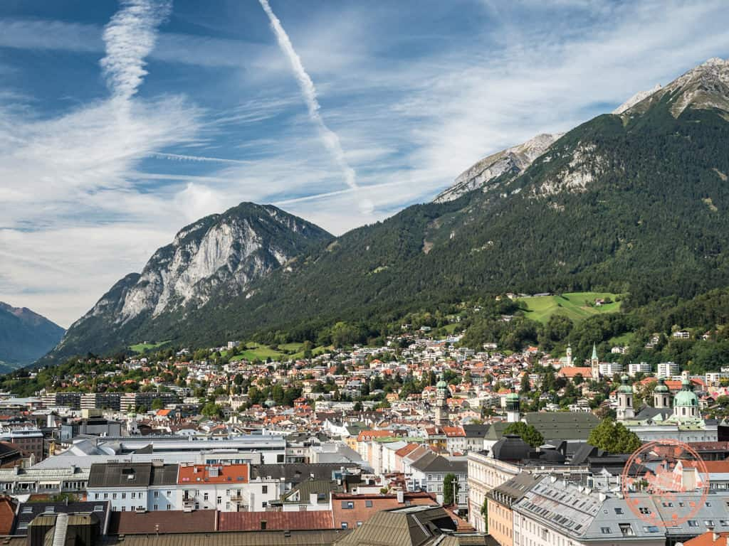 innsbruck city and mountains landscape vienna 7 day itinerary travel guide
