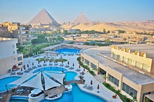 le meridien pyramids hotel and spa