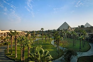 marriott mena house hotel in giza