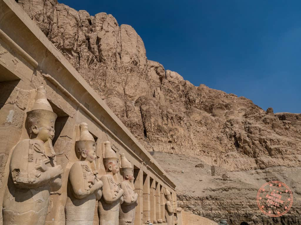 egypt travel guide 10 day itinerary temple of hatshepsut