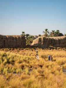 nekheb ancient town walk