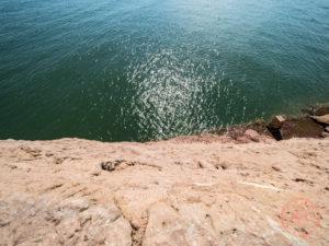 original abu simbel below water