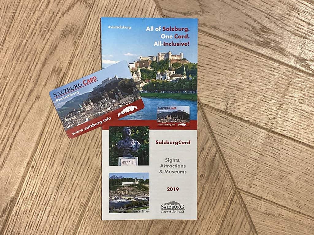 salzburg card discount city pass