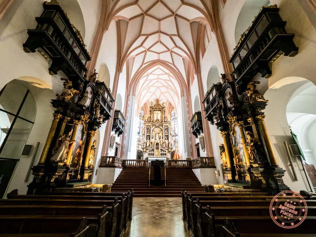 st michael basilica sound of music tour