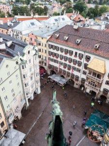 stadtturn town tower view