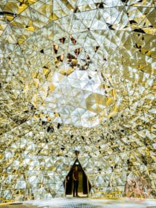Crystal Dome at Kristallwelten