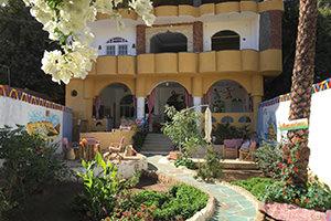 mango guest house aswan