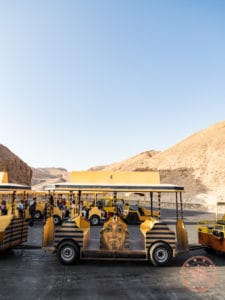 valley of the kings trolley