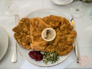 veal schnitzel meissl schadn vienna austria