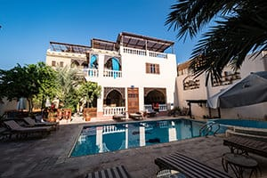 villa nile house west bank of luxor