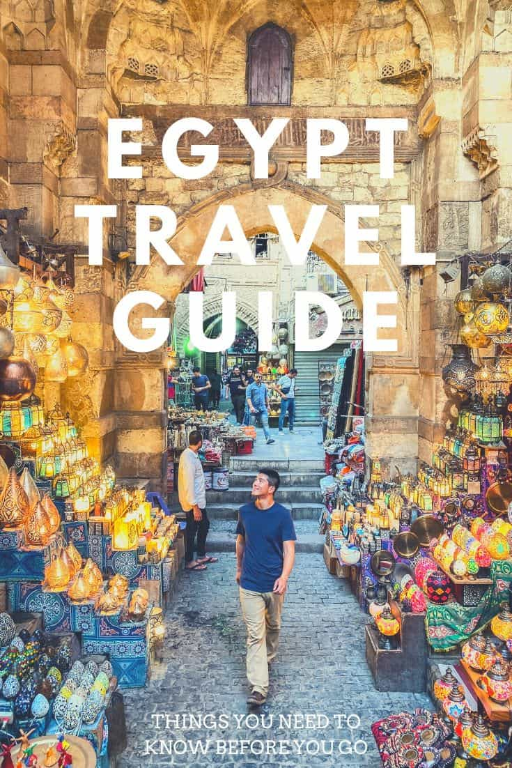 Looking for a comprehensive travel guide? Here are the things to know before going to Egypt including insider tips that nobody tells you about including the do\'s and dont\'s, the importance of a guide, whether Egypt is safe, what to pack, getting around, visas, exchanging money, and much much more. #egypt #traveltips #travelguide