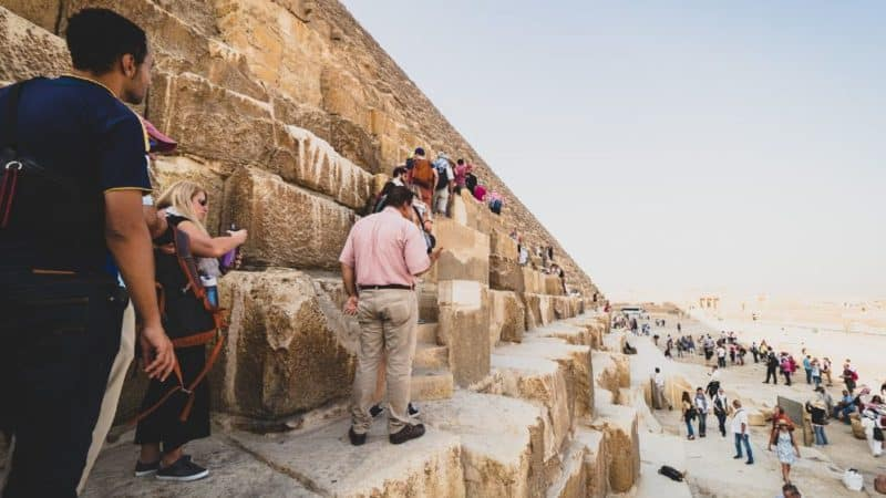 is egypt safe for travel visiting the pyramids and the nile