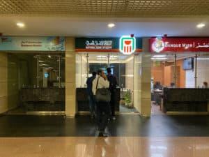 buy egypt visa on arrival at bank at cairo airport