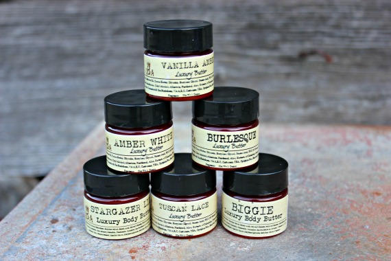 travel size luxury body butter gift on etsy