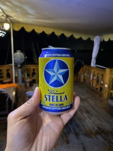 stella local egyptian beer