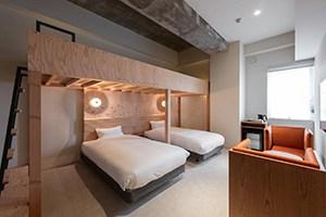 The Share Hotels Kiro in Hiroshima