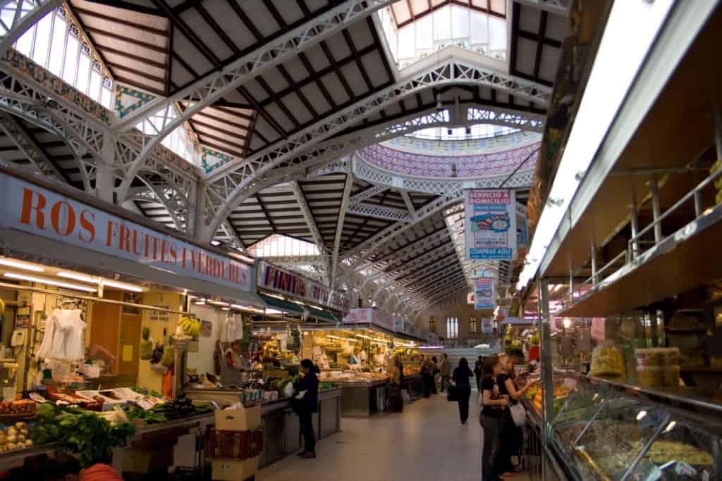 valencia mercado central things to do in valencia