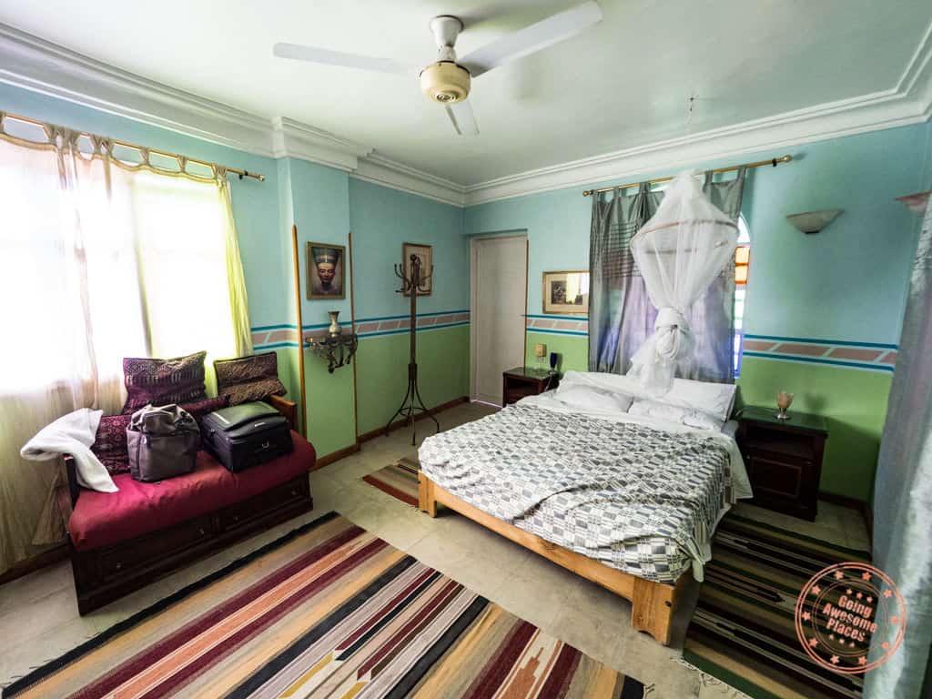 villa nile house luxor room