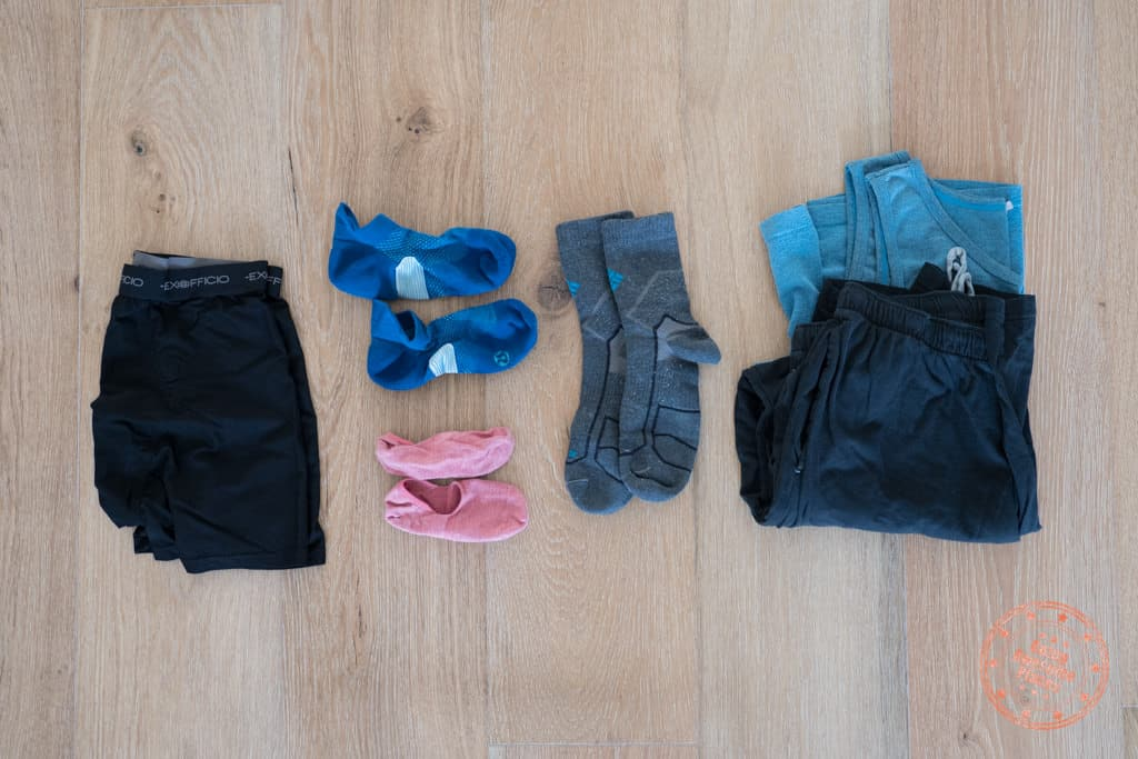 underwear in tahiti packing list