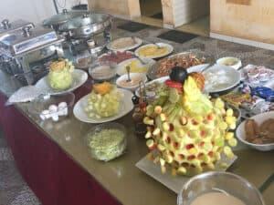 pyramids valley hotel breakfast