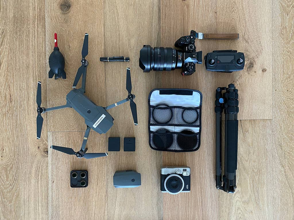 tahiti packing list photography and videography gear