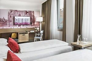 boutique hotel am stephansplatz in vienna