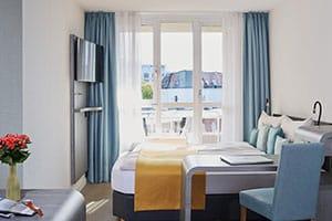 living hotel kaiser franz joseph in vienna