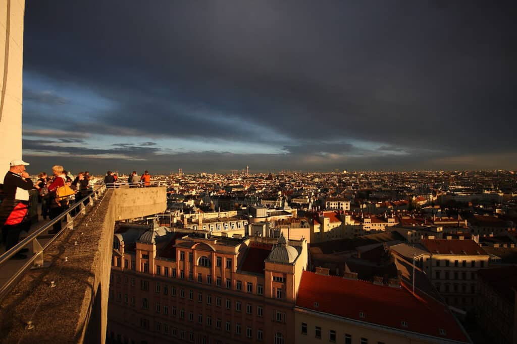 Mariahilf neighbourhood in where to stay in Vienna guide