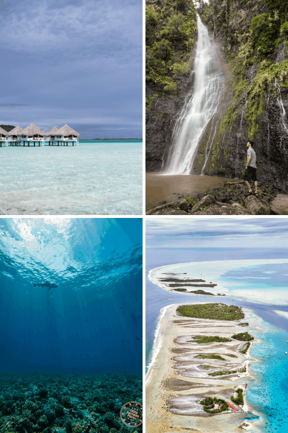 An Epic 2 Week Islands of Tahiti Itinerary | French Polynesia