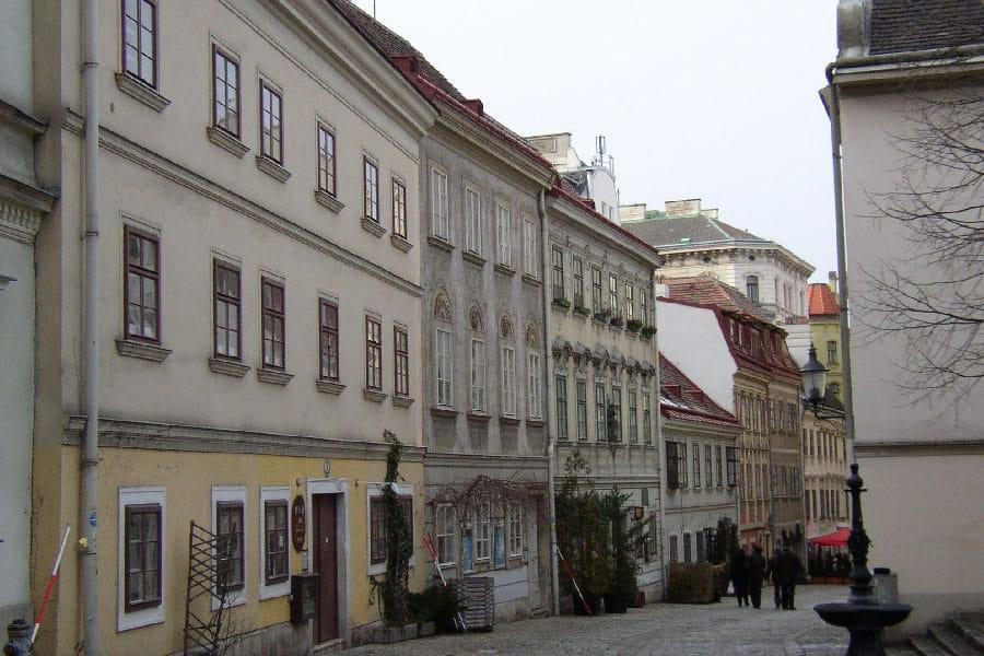 Neubau neighbourhood in Vienna