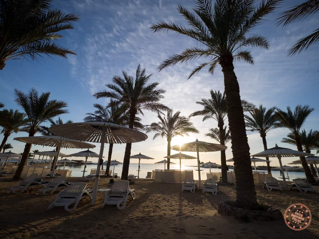 hilton hurghada resort beach