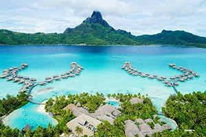 recommended accommodations intercontinental bora bora